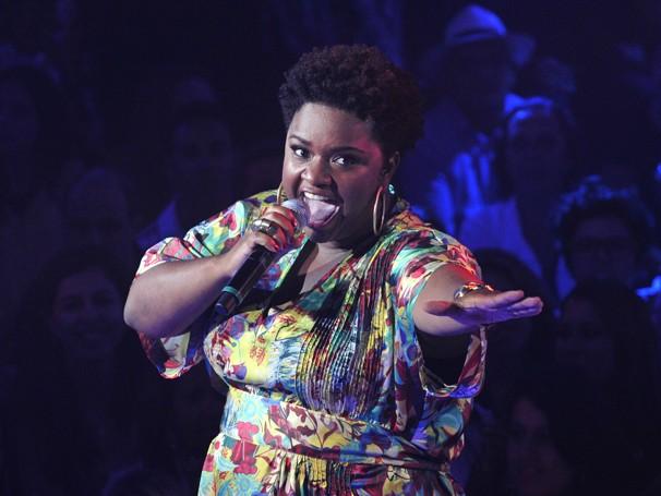 Assim como Ellen Oléria, campeã da 1ª edição, você pode ser um vencedor do The Voice Brasil (Foto: Divulgação/ TV Globo)