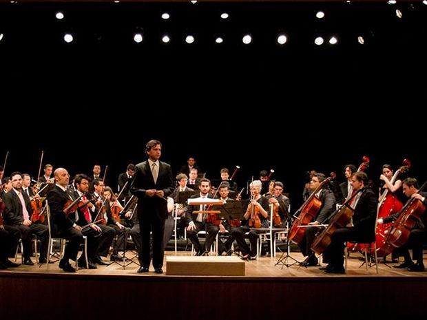 Orquestra apresenta 'Concerto de Fronteira' em Cuiabá. (Foto: Assessoria)