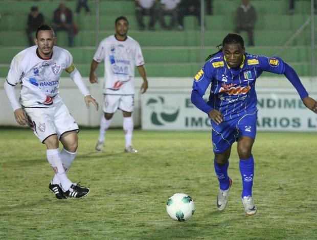 Campeonato Brasileiro Série D 2012: Nacional-MG x Aracruz (Foto: Simon Dias/Rádio ES)