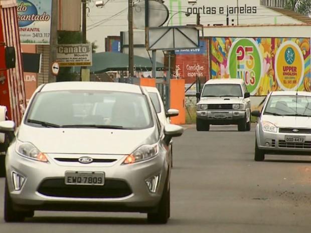 Roubos e furtos de veículos geram alta de até 40% no valor de seguros em Araraquara e região (Foto: Reginaldo dos Santos/EPTV)
