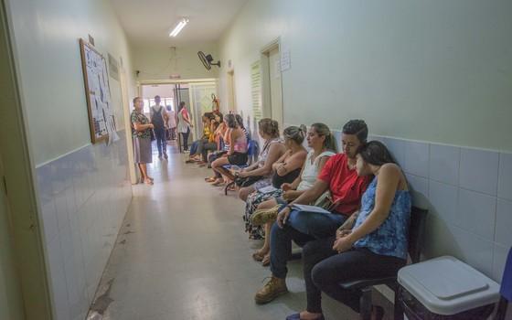 Uma unidade básica de saúde. O governo vai reformular a Política Nacional de Atenção Básica - e pode tirar incentivos do programa Saúde da Família (Foto: Rogério Cassimiro/ ÉPOCA)