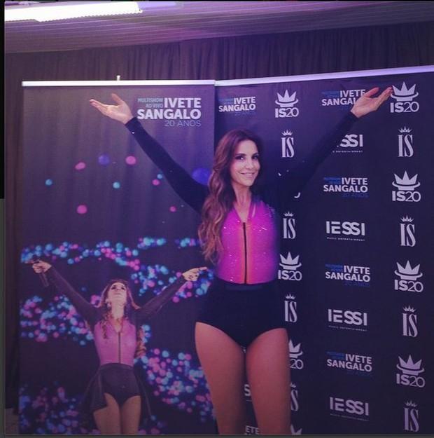 Ivete Sangalo (Foto: Reprodução do Instagram)