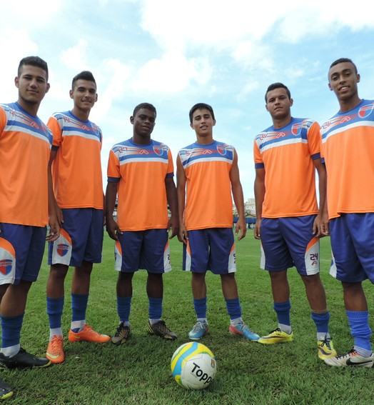 unidos (Ronaldo Nascimento / GloboEsporte.com)