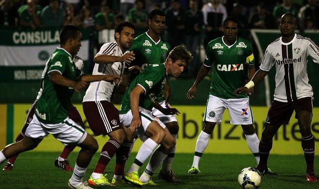 Fred fluminense chapecó (Foto: Nelson Perez/Fluminense FC)