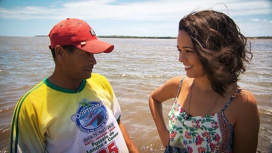 Em Mangue Seco, 'Pé na Pista' conhece cenário da novela Tieta