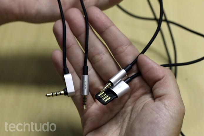 AKG N60NC (Foto: Camila Peres/TechTudo)
