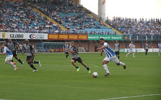 Partida do Avaí Futebol Clube (Foto: Reprodução/ Flickr)