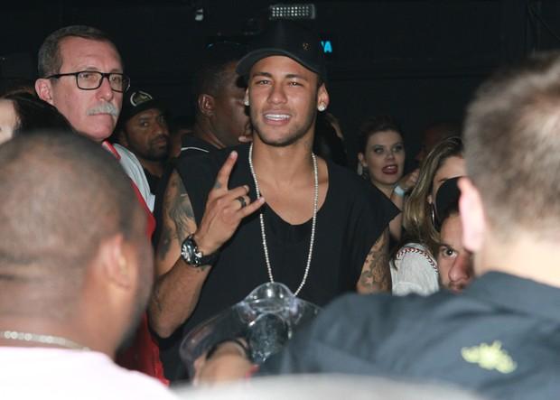Neymar (Foto: Amauri Nehn / Brazilnews)