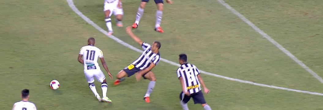 Botafogo x Ceará - Campeonato Brasileiro Série B 2015 - globoesporte.com fcf276ce8d45c