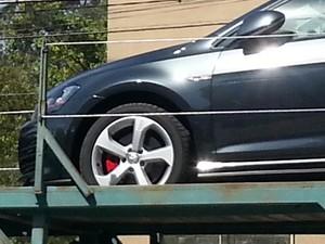 Roda Volkswagen Golf GTi (Foto: Bruno Pedroso Guedes/VC no AutoEsporte)