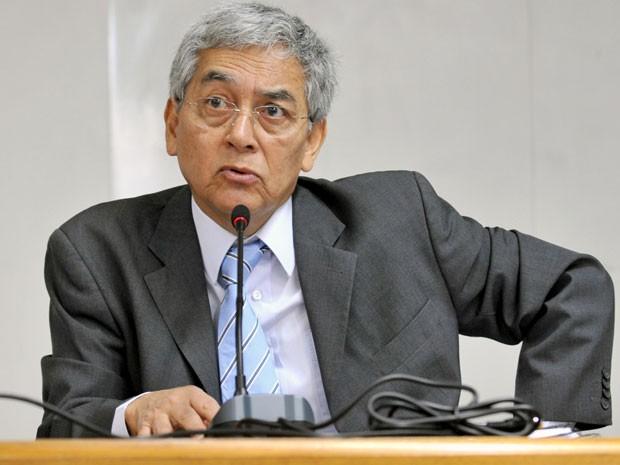 César Camacho, diretor do Impa (Foto: Valter Campanato/Agência Brasil)