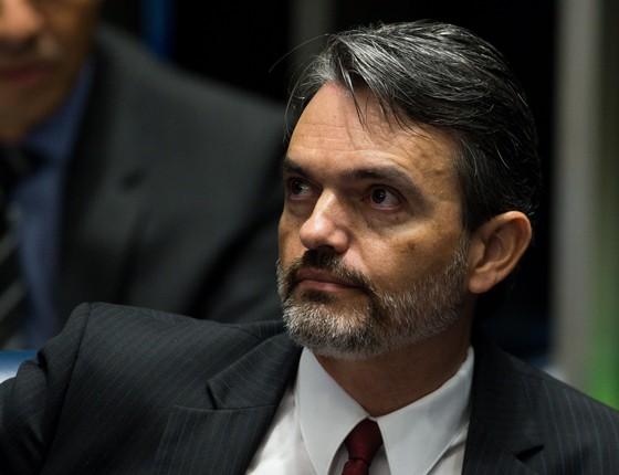 O procurador do Ministério Público junto ao Tribunal de Contas da União, Júlio Marcelo Oliveira (Foto: Marcelo Camargo/Agência Brasil)