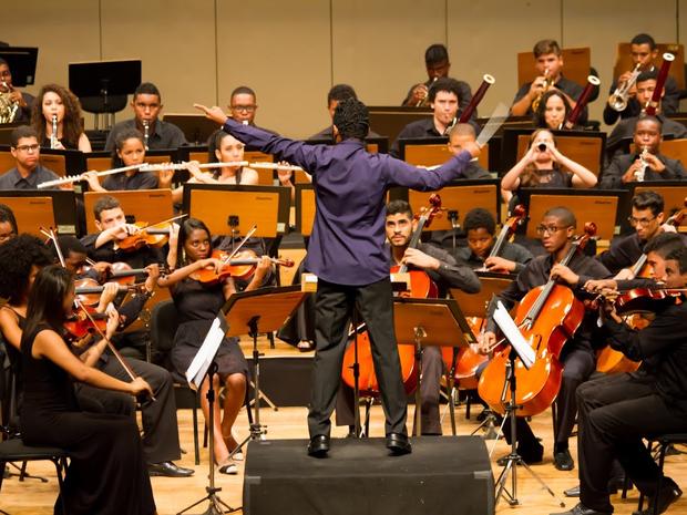 Orquestra Castro Alves (Foto: Divulgação/ Orquestra Castro Alves)