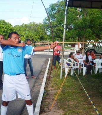Jogos Universitários Indígenas (Foto: Ascom FUER)