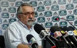 Paulo Angioni Fluminense (Foto: Richard Souza)