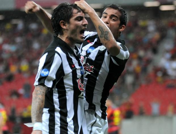Sport x Libertad (Foto: Aldo Carneiro/ Pernambuco Press)