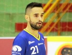 Leandrinho Futsal Dracena, CopaPaulista de futsal (Foto: Gilberto Santos / Express Sports / Cedida)
