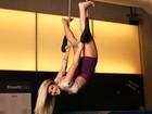 Rithielle Tolentino: 'O sonho de toda mulher é ser bailarina do Faustão'