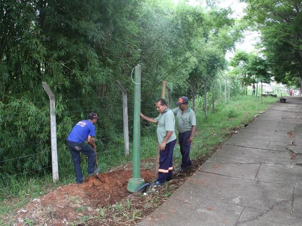 Programa Praça da Paz chega ao Morro do Engenho (Foto: Prefeitura Itaúna/Divulgação)