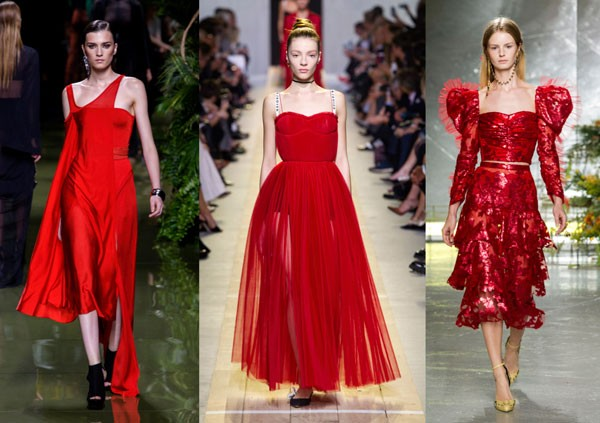 Balmain, Dior, Rodarte (Foto: Imaxtree)