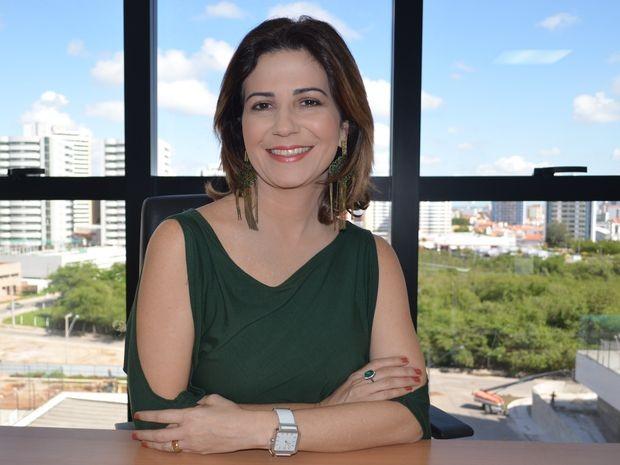 Grace Franco mantém pré-candidatura ao Governo de Sergipe (Foto: Daniel Soares / G1)