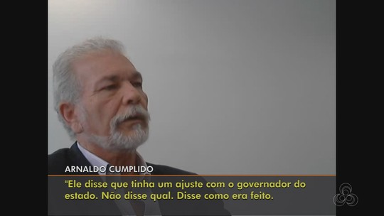Eduardo Braga recebeu R$ 1 milhão em obra da Ponte Rio Negro, diz delator