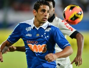 Diego Souza, Cruzeiro x Corinthians (Foto: Washington Alves/Vipcomm)