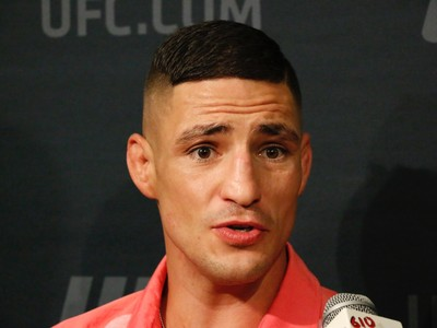 Diego Sanchez Media Day UFC 200 (Foto: Evelyn Rodrigues)