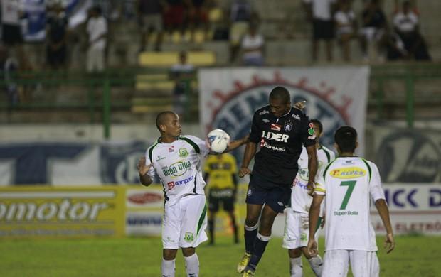 Paragominas e Remo fizeram uma semifinal emocionante na Arena Verde (Foto: Tarso Sarraf/O Liberal)