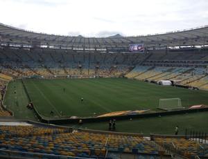Fluminense x Atlético-PR Maracanã