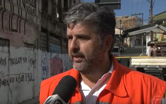 O advogado Gustavo Ferraz é ligado ao ex-ministro Geddel Vieira Lima (Foto: Reprodução)