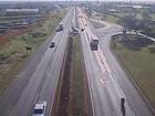 Motoristas enfrentam movimento alto na BR-277 na volta para casa