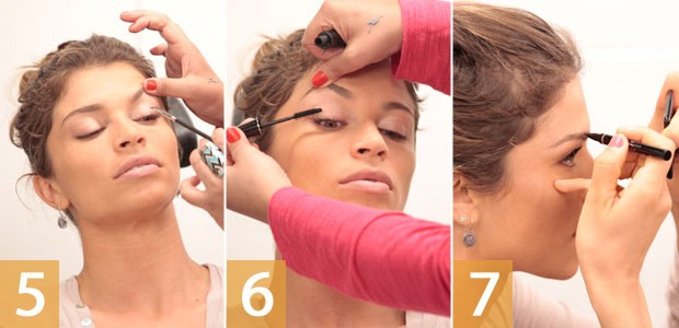 Make Ester 3 (Foto: Flor do Caribe / TV Globo)
