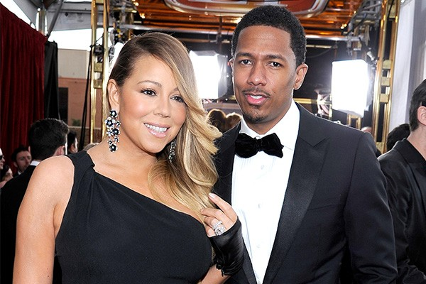 Mariah Carey e Nick Cannon (Foto: Getty Images)