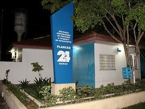 Caso foi registrado na Depca (Foto: Marcos Dantas/G1 AM)