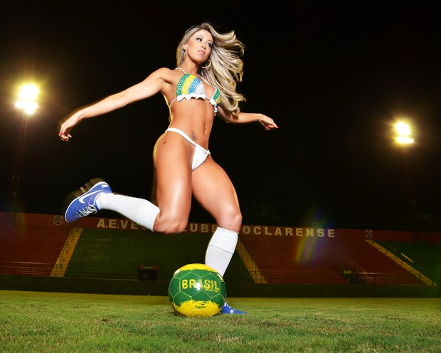Carol Narizinho (Foto: Gilberto Junior / Duco Assessoria / Divulgação)