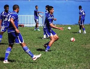 Goytacaz treino (Foto: Gustavo Rangel / Assessoria)