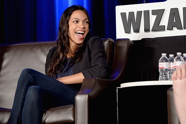 Rosario Dawson (Foto: Getty Images)