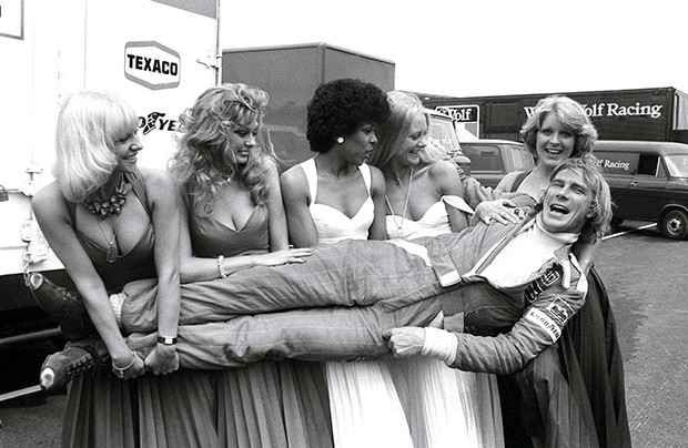 James Hunt (Foto: Ley Charlie/Mirrorpix/Newscom/Glow Images)
