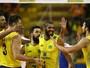SporTV mostra amistoso da seleção de vôlei e a Liga de Futsal nesta segunda