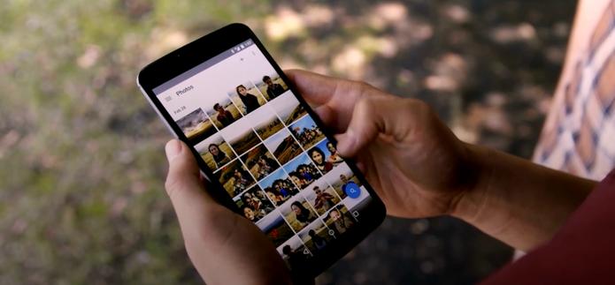 google-fotos-smartphones2 (Foto: Divulgação/Google Photos)