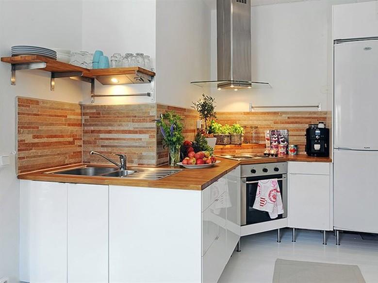 Ambientes pequenos como aproveitar espaço na cozinha  Casa  GNT # Cozinha Simples Gnt