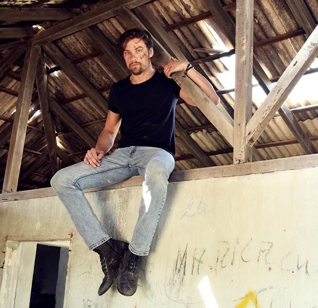 Raphael Sander (Foto: Sérgio Santoian)