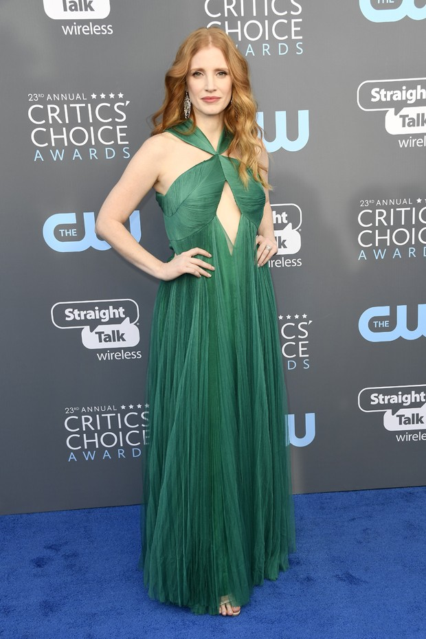 Jessica Chastain (Foto: Getty Images')