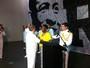 """Pelé elogia Neymar em homenagem da Marinha do Brasil: """"Orgulho"""""""