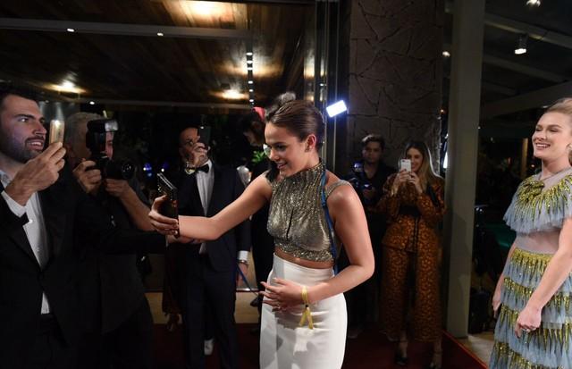 Bruna Marquezine (Foto: Vogue Brasil/ Anita Porfirio)