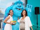 Wanessa e Guilhermina Guinle falam sobre a maternidade em encontro