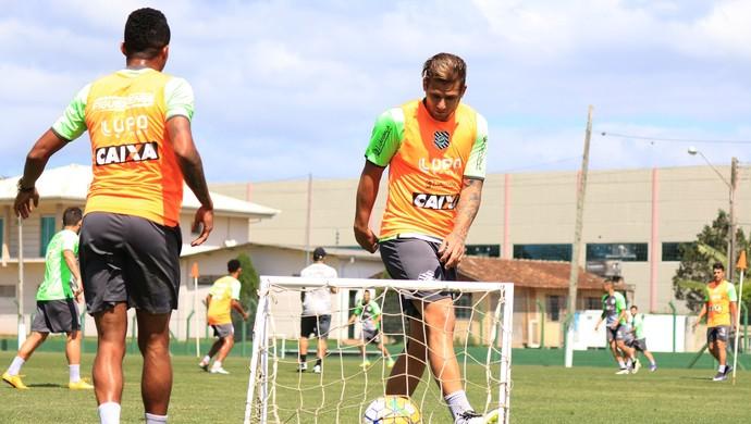 Rafael Moura Chapecoense (Foto: Luiz Henrique/Figueirense FC)