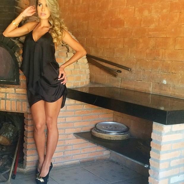 Adriana Sant' Anna (Foto: Instagram / Reprodução)