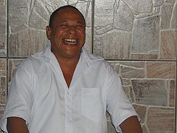 Babalorixá Everaldo de Xangô (Foto: Renan Holanda / G1)
